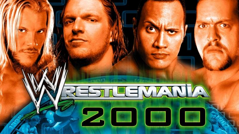 02.04.2000 (Wrestlemania 16)