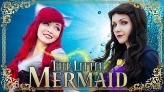 Disney - Little Mermaid and Vanessa cosplay
