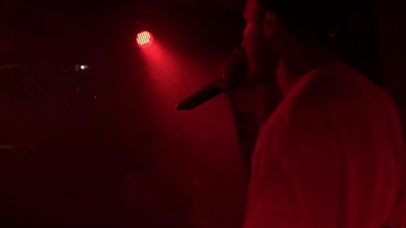 Jazq x Саша Хендрикс Live 14 07 18