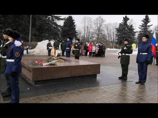 Глава Вяземского района Инна Демидова  поздравила вязьмичей с Днем освобождения г.Вязьмы