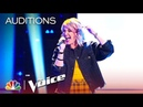 Ciera Dumas Showcases a Mesmerizing Rasp with Tell Me You Love Me - The Voice Blind Auditions 2019