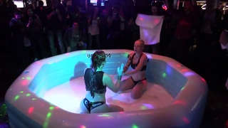 New Season of Women  Oil  Wrestling - Moe &  Ares:
