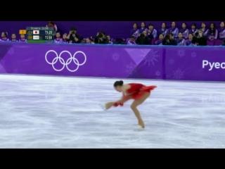 Алина Загитова золото на Олимпиаде 2018