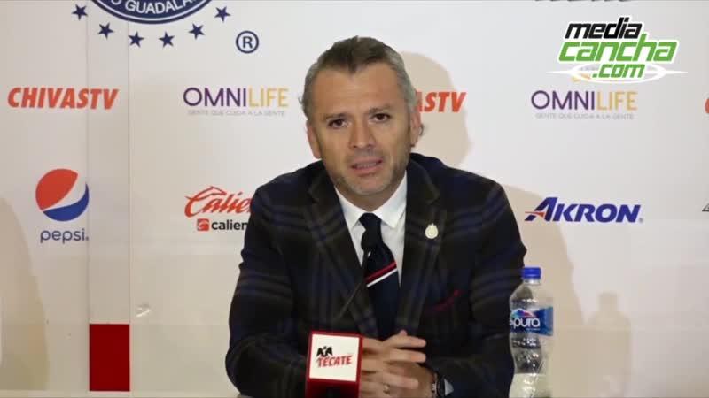 Higuera señala que Almeyda también sacó provecho del préstamo a Chivas