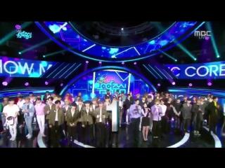 [180331] monsta x ending stage cut @ show! music core