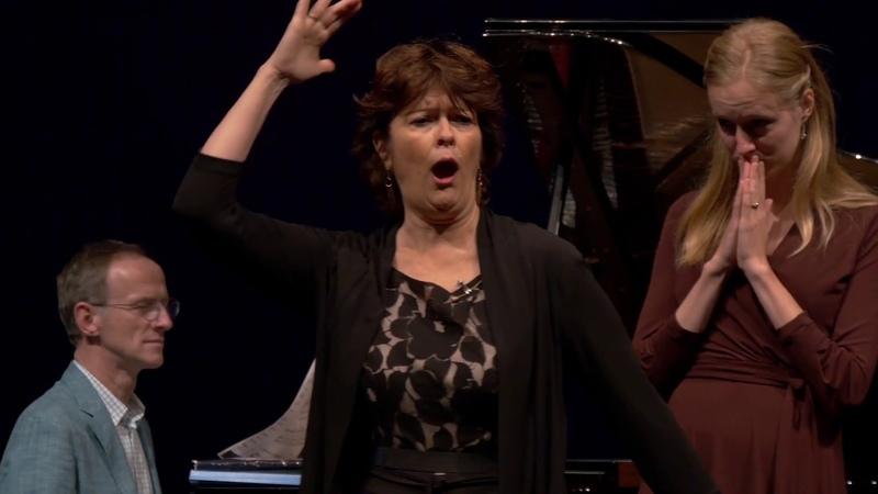 51st IVC 2017 - Masterclass Jennifer Larmore, mezzo-soprano