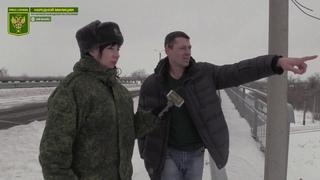 """""""Мы отстояли  свою землю!"""" - Александр Унгер"""