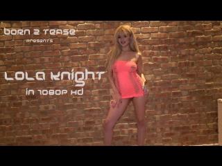 Lola knight seamless dress by born2tease