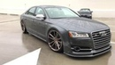 2015 Audi S8 Modified with first Hamana kit in the USA Vossen Forged Wheels (4K)