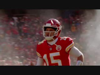 Патрик Махоумс  - сезон 2018 - хайлайты - американский футбол