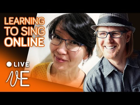 The Benefits of Private Singing Lessons LIVE HANGOUT with DrDan 🔴