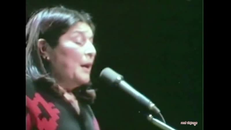 Inconsciente Colectivo Mercedes Sosa Charly 1983 analog