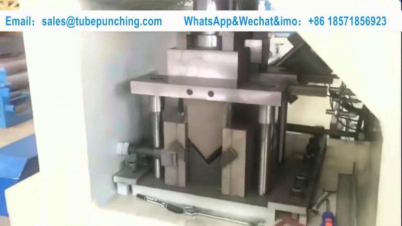 (Non-Standard Customization)CNC Heavy Duty Angle Steel Punching Cutting Machine