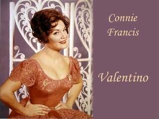 Valentino - Connie Francis
