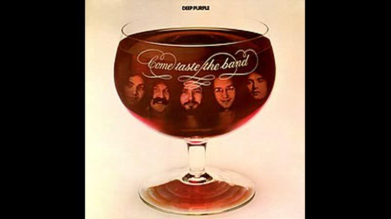 Deep Purple Dealer Same In L A Come Taste the Band Tour 1975 1976
