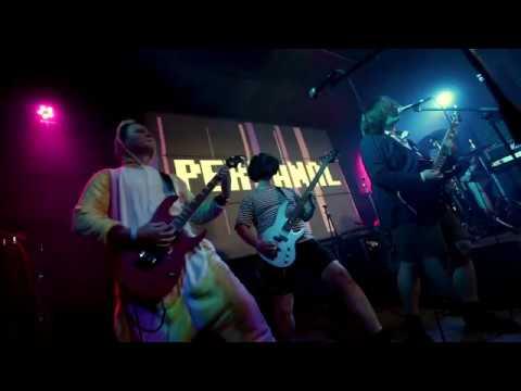 Pervanal. Live at VK Jam. 16.12.2018. Les Villa.