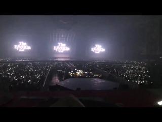 FANCAM 180715 EXO-Ls singing