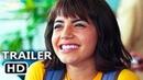 DORA THE EXPLORER Official Trailer 2019 Lost City of Gold, Isabella Moner Movie HD