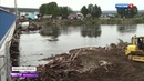 Вести Наводнение в Иркутской области жара сменилась дождем