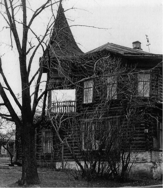 Деревянные здания старой Вятки. 7 утраченных шедевров архитектуры., изображение №18