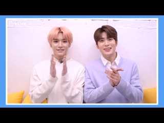 """190316 taeyong & jaehyun (nct) [ⓓxv] """"welcome opening for indonesia v-today"""""""