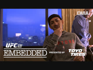 UFC 231 Embedded  Vlog Series - Episode 3