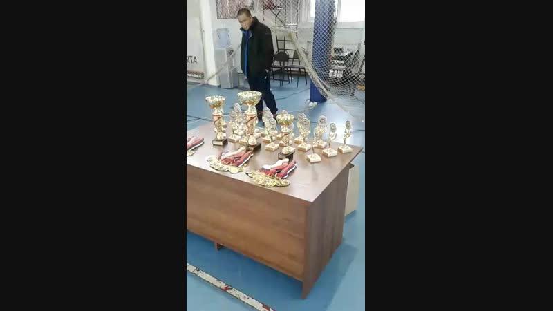 Кубок Эврики 17-18.11.18