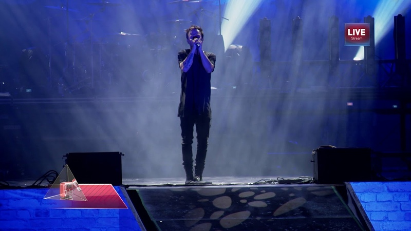 The Rasmus - Funeral Song (Live @ Cricova) (09.09.18)