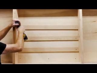 Шкаф для инструментов как вам идея?