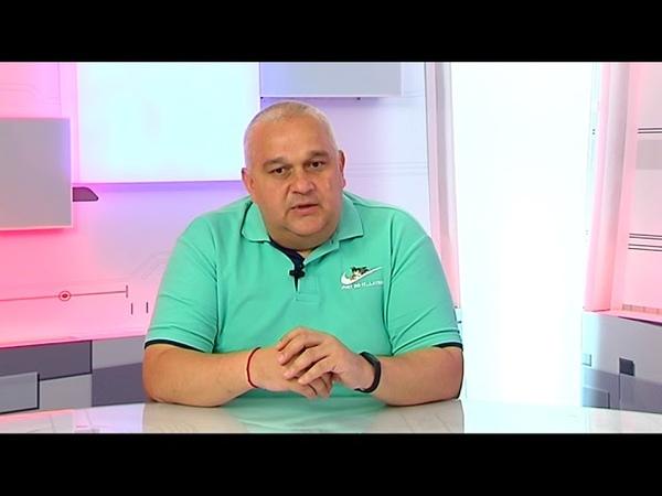 Программа В центре внимания:Татьяна Шестакова и Михаил Курашин .