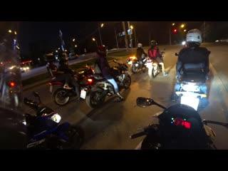 Мотобудни и мото ситуации на дороге