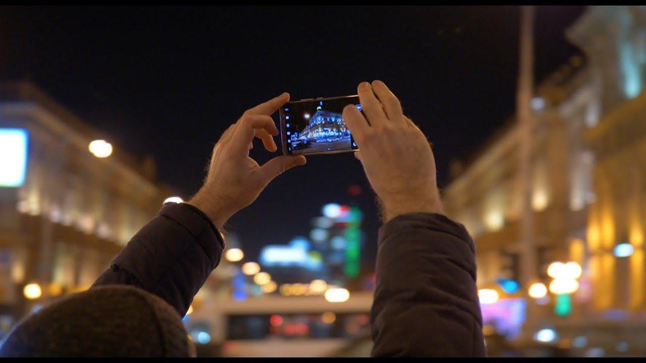 области как фотографировать ночью с рук правило