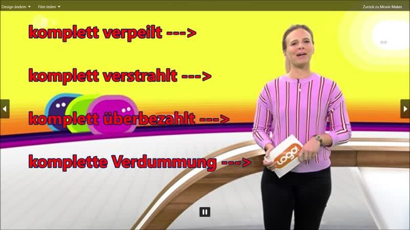 Schrumpfkopf TV / Kika LOGO heißt: Lächerliche ohne Gehirn Operationen