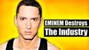 EMINEM Destroys Mumble Rap Critics Kamikaze Album