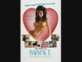 Babyface - (Baby face) (Alex de Renzy, TVX Home Video) [Adult, Feature, Blowjob, All sex, Orgy]