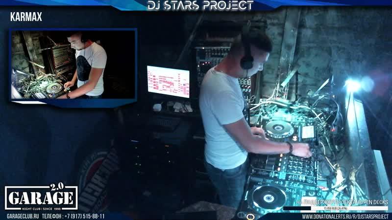 Karmax - Dj Stars Project NextLeveL Party 29052019