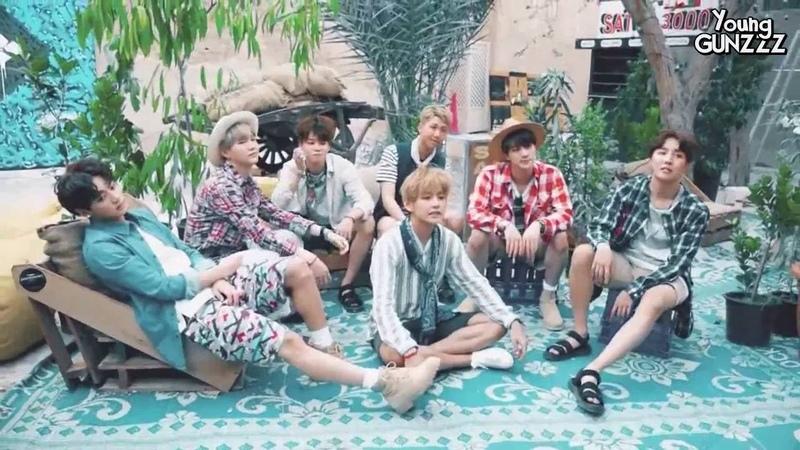 방탄소년단 2016 Summer Package - BTS in DUBAI (рус.саб) [Young Gunzzz]