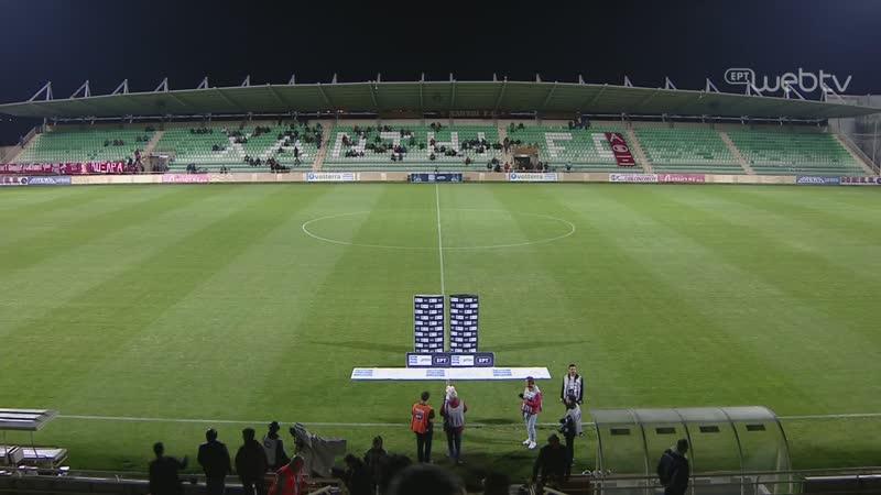 Чемпионат Греции 2018 19 8 й тур Xanthi PAS Giannina