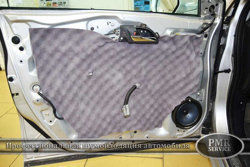 Шумоизоляция Honda CRV, изображение №11