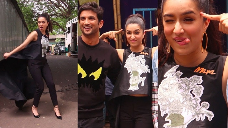 Shraddha Kapoor's CUTE CRAZY Moments @ Chhichhore Promotions Will Have You Smiling