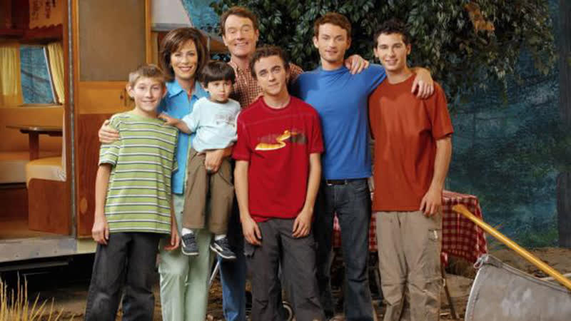 Malcolm in the Middle - Breaking dad
