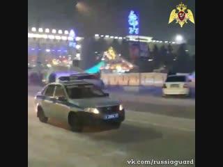 Поздравление с Новым годом жителей г. Улан-Удэ республика Бурятия