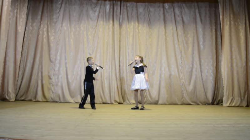 Константин Куликов и Диана Шибаршина Мама Мария