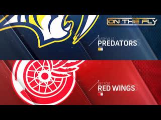 Predators -  Red Wings 11/04/19