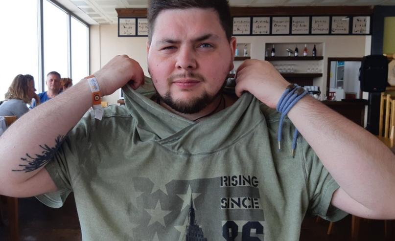 Николай корти фото