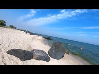 Курорты ДНР- девушки спецслужбы пляжи цены жильё рынки. Как тусят в Седово!