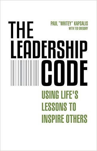 The Leadership Code Using Life's Lessons to Inspire Others
