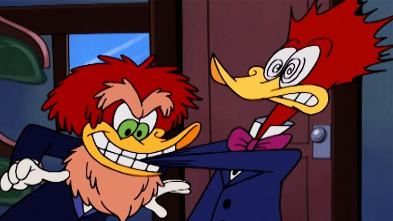 Woody Woodpecker Show Wild Woodpecker Full Episode Cartoons For Children