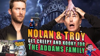 Nolan North and Troy Baker Get Creepy and Kooky for The Addams Family