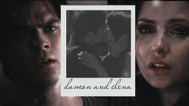 Damon elena    мы умираем, любя друг друга